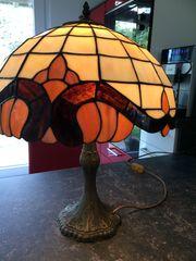 Tigfany Tischlampe groß