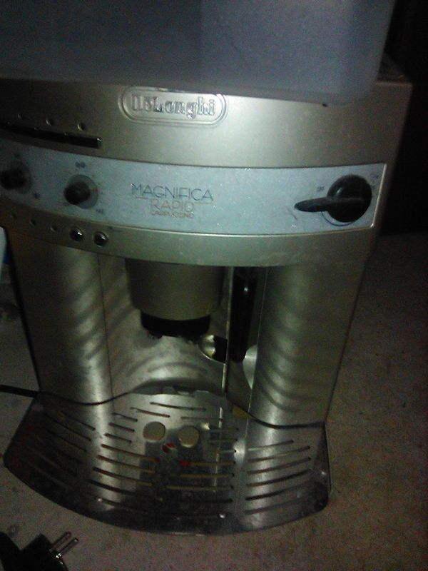 Magnifica Rapid Delonghi Kaffeevollautomat Defekt