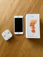 I Phone 6s Rose Gold