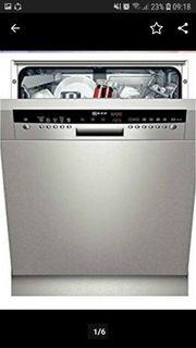 Neff Einbau Geschirrspülmaschine A
