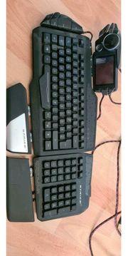 Gaming Tastatur von Mad Catz