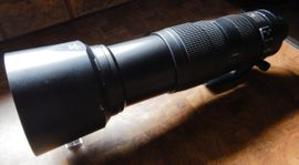 Foto und Zubehör - Nikon Objektiv 200-500 mm f