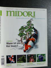 Hefte Midori Ausgabe Sommer und