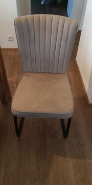 6 Stühle Esstisch Stühle - fast