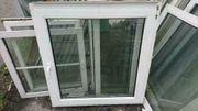 4 Kunststoff Fenster 112 cm