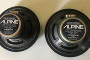 Autolautsprecher von Alpine