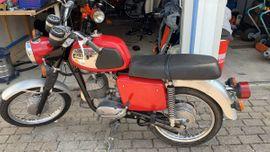 MZ - MZ TS 150 neu aufgebaut