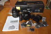 Nikon D5100 mit AF-S DX