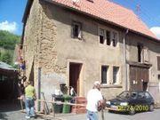 Altes Bauernhaus Scheune Stall Schuppen--Hof--Garten---