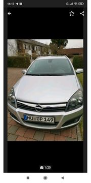 Auto Pkw Opel Astra TÜV