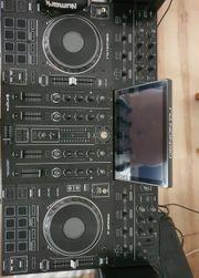 Denon Prime 4 mit Case