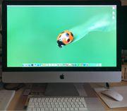 Apple iMac 27 Zoll Ende