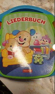 Kinderbuch liederbuch lernbuch Fisher Price