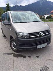 VW Transporter 9 Plätzer mit