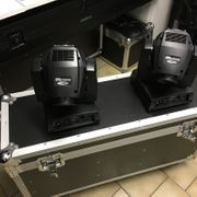 2 x Showtec LED Movinghead
