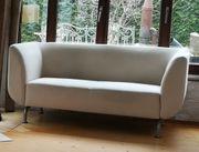 Bequemes Sofa für 2 bis