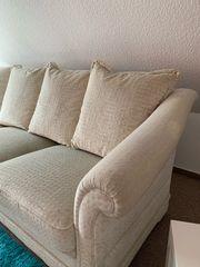 Couch Sofa - Verkaufe günstig einen