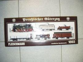 Modelleisenbahnen - Märklin-Fleischmann HO 2 analoge Wechselstromsets