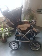 Kombikinderwagen Kinderwagen ABC Design 3