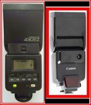 Canon 430 EZ Kompakt-Blitz Blitzgerät