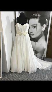 Hochzeitskleid Brautkleid Standesamtkleid