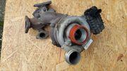 Turbolader für Mercedes W164 ML