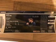 Michael Buble Ticket SAP Arena