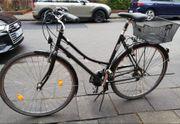 Fahrrad gebraucht City sportlich