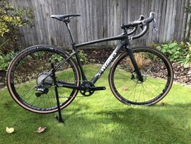 Specialized Diverge S-Works 2018 54cm di2 x1