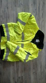 Safestyle Sicherheits Winterjacke Gr XL