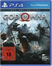 god of war day one