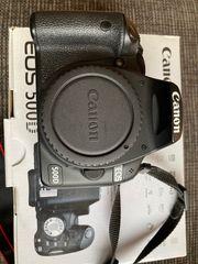 Canon EOS 500D body nur