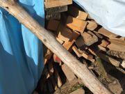 Tausche Holz und Eisen gegen