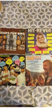 28 LP Schallplattensammlung