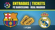 El Clásico Tickets 18 12