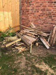 Holzreste unbehandelt