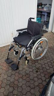 Rollstuhl MEYRA Eurochair 2 750