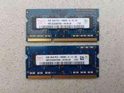 Hynix DDR3 RAMS 2 x