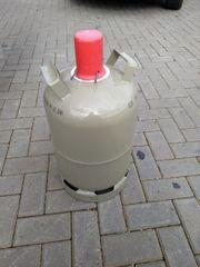11 KG Propangas mit Gasflasche