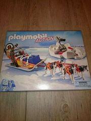 Playmobil 9057 Hundeschlitten NEU