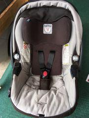 Babyschale fürs Auto und Kinderwagen