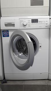 Waschmaschine der Marke Siemens