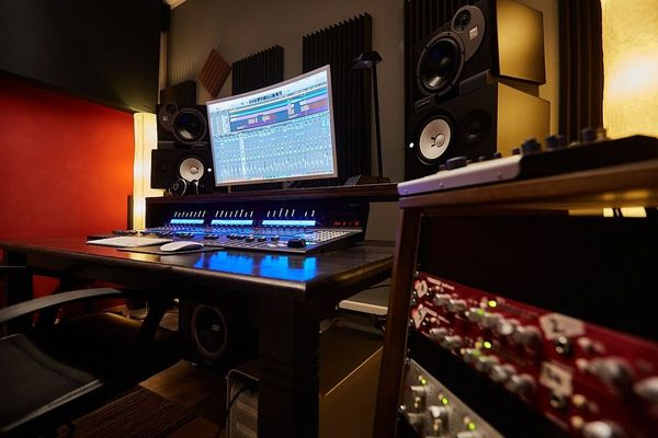 Dein Tonstudio für Deine Musikproduktion