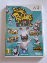 Raving Rabbids Party Collection Nintendo