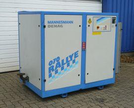 Mannesmann DEMAG RA-070 Schraubenkompressor  37 kW  Bj 1993  6,6 m³/min