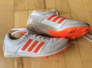 Adidas Spikes Leichtathletik Gr 35