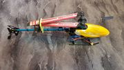 RC TREX F HELICOPTER 450er