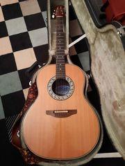 OVATION PINACLE Gitarre