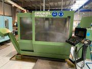 Deckel FP4NCT Fräsmaschine mit Teilapparat
