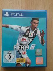 Fifa 19 für Playstation4 mit